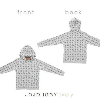 JOJO IGGY Riders Parka IVORY WOMEN S(Pre-order)(JOJO IGGY ライダースパーカー IVORY WOMEN S)