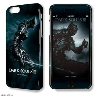 "DezaJacket ""DARK SOULS III"" iPhone 6 Plus/6s Plus Case & Protection Sheet(Released)(デザジャケット「DARK SOULS III」iPhone 6 Plus/6s Plusケース&保護シート)"