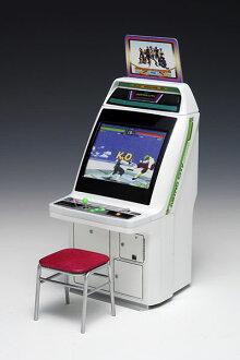 メモリアル・ゲーム・コレクション 1/12 アストロシティ筐体[セガタイトルズ] プラモデル(Memorial Game Collection 1/12 Astro City Arcade Game Machine [SEGA Titles] Plastic Model(Released))