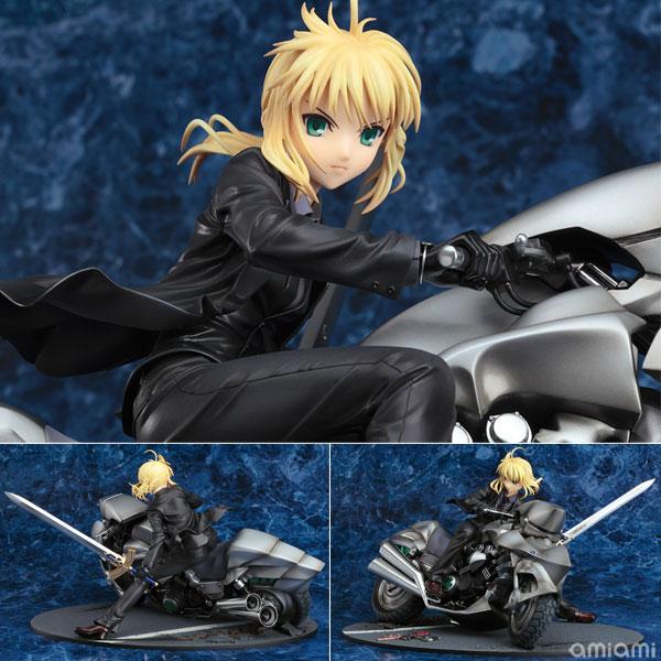 Fate/Zero セイバー&セイバー・モータード・キュイラッシェ 1/8 完成品フィギュア(再販)[グッドスマイルカンパニー]【送料無料】《発売済・在庫品》