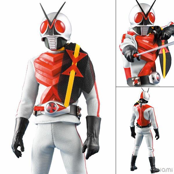 リアルアクションヒーローズ No.760 RAH DX 仮面ライダーX(再販)[タイムハウス]《取り寄せ※暫定》