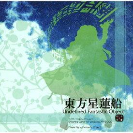 PCソフト 東方星蓮船 〜Undefined Fantastic Object[上海アリス幻樂団]【送料無料】《発売済・在庫品》