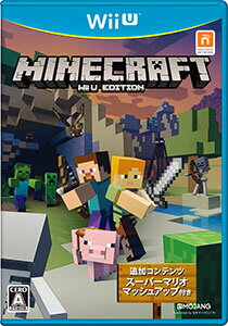 WiiUMINECRAFT:WiiUEDITION[日本マイクロソフト]【送料無料】《06月予約》