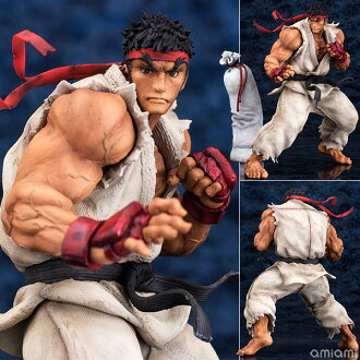 STREET FIGHTER III 3rd STRIKE Fighters Legendary リュウ 1/8 完成品フィギュア(マイルストン流通限定)(STREET FIGHTER III 3rd STRIKE - Fighters Legendary Ryu 1/8 Complete Figure (Milestone Limited Distribution)(Released))