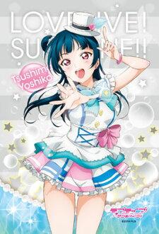 Jigsaw Puzzle - Love Live! Sunshine!! Yoshiko Tsushima Kimi no Kokoro wa Kagayaiteirukai? Ver. 150pcs Mini Puzzle (150-544)(Released)(ジグソーパズル ラブライブ!サンシャイン!! 津島 善子 君の心は輝いてるかい?Ver. 150ピースミニパズル(150-544))