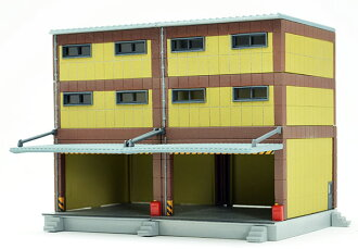 Diorama Collection Building Collection 150 Truck Terminal B(Released)(ジオラマコレクション 建物コレクション150 トラックターミナルB)