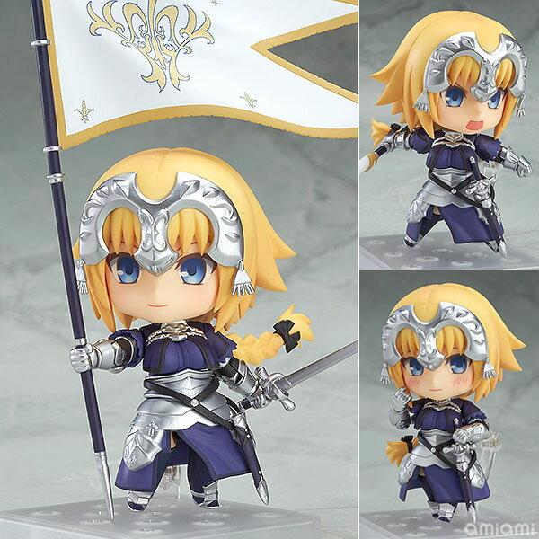 ねんどろいど Fate/Grand Order ルーラー/ジャンヌ・ダルク(再販)[グッドスマイルカンパニー]《04月予約》