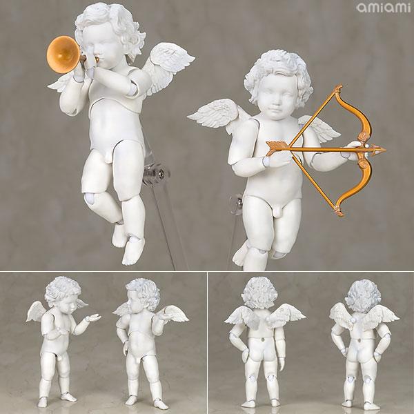 figma テーブル美術館 天使像(再販)[フリーイング]《発売済・在庫品》