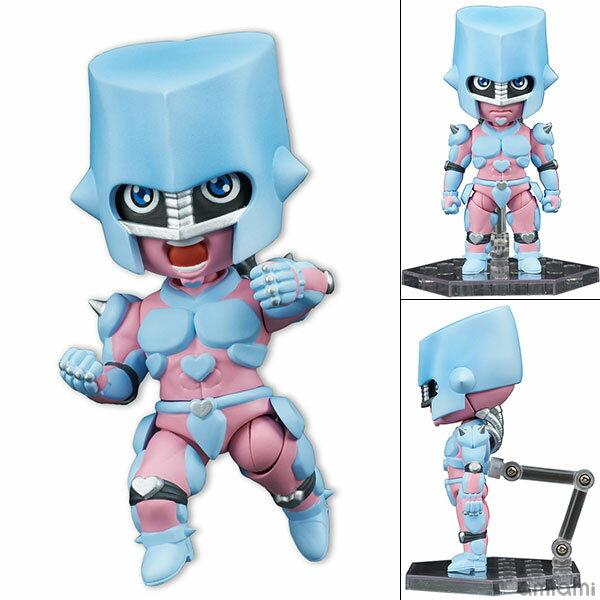みにっしも TVアニメ「ジョジョの奇妙な冒険 ダイヤモンドは砕けない」 『クレイジー・ダイヤモンド』 可動フィギュア[ディ・モールト ベネ]《発売済・在庫品》