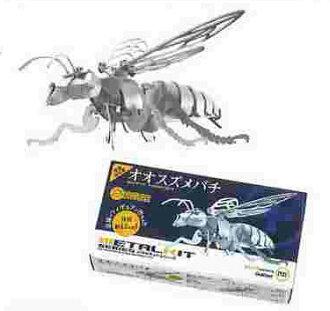 メタルキット オオスズメバチ 増補(Metal Kit Asian Giant Hornet Augmented(Back-order))
