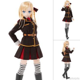 Pure Neemo Character Series No.98 High School Fleet - Wilhelmina Complete Doll(Released)(ピュアニーモ キャラクターシリーズ No.98 ハイスクール・フリート ヴィルヘルミーナ 完成品ドール)