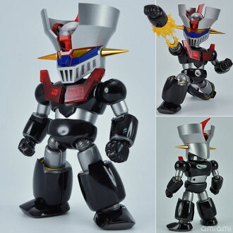 "ES合金DX マジンガーZ 「真マジンガー 衝撃!Z編」版(ES Gokin - DX Mazinger Z ""Mazinger Edition Z: The Impact!"" Version(Released))"
