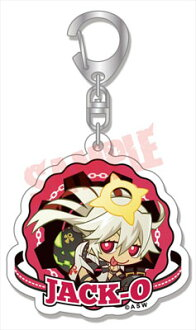 GUILTY GEAR Xrd -REVELATOR- Acrylic Keychain 20: Jack-O'(Released)(GUILTY GEAR Xrd-REVELATOR- アクリルキーホルダー 20 ジャック・オー)