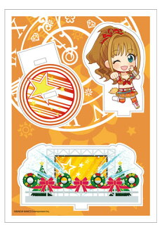 THE IDOLM@STER Cinderella Girls - Acrylic Character Plate Petite 02: Akane Hino(Released)(アイドルマスター シンデレラガールズ アクリルキャラプレートぷち 02 日野茜)