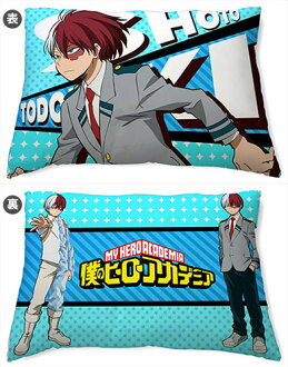 My Hero Academia - Cushion Cover: Shoto Todoroki(Released)(僕のヒーローアカデミア 枕カバー 轟焦凍)