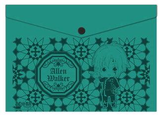 D.Gray-man HALLOW - Flat Case: Allen Walker(Released)(D.Gray-man HALLOW フラットケース アレン・ウォーカー)