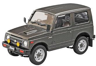 1/24 スズキ ジムニー(JA11-5型) プラモデル(1/24 Suzuki Jimny (JA11-5 Type) Plastic Model(Released))