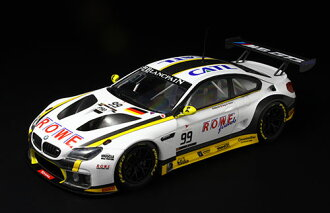 1/24 BMW M6 GT3 2016 Spa 24 Hours Winner(Released)(1/24 BMW M6 GT3 2016 スパ24時間レース ウイナー)