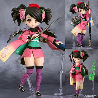 Parfom - Oboro Muramasa: Momohime Posable Figure(Released)(パルフォム 朧村正 百姫 可動フィギュア)
