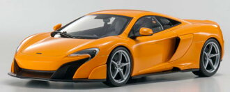 KYOSHO Original OUSIA 1/18 McLaren 675LT (Orange)(Back-order)(KYOSHOオリジナル OUSIA 1/18 マクラーレン 675LT (オレンジ))