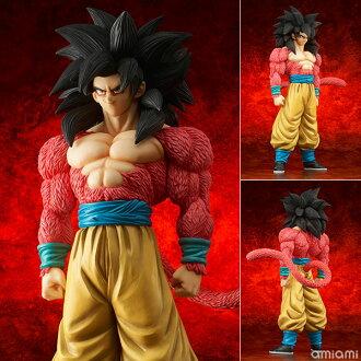 Gigantic Series - Dragon Ball GT: Son Goku Super Saiyan 4 Complete Figure(Back-order)(ギガンティックシリーズ ドラゴンボールGT 孫悟空 超サイヤ人4 完成品フィギュア)