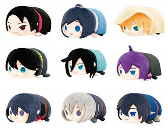 MochiMochi Mascot - Touken Ranbu vol.1 9Pack BOX(Released)(もちもちマスコット 刀剣乱舞 vol.1 9個入りBOX)