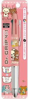 """PP28901 """"Tebukuro wo Todoke ni"""" Rilakkuma - Dr. Grip 4+1(Released)(PP28901 「てぶくろをとどけに」 リラックマ ドクターグリップ4+1)"""
