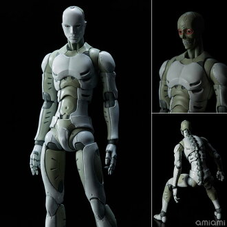 1/12 東亜重工製 合成人間 アクションフィギュア(1/12 TOA Heavy Industries Synthetic Human Action Figure(Released))