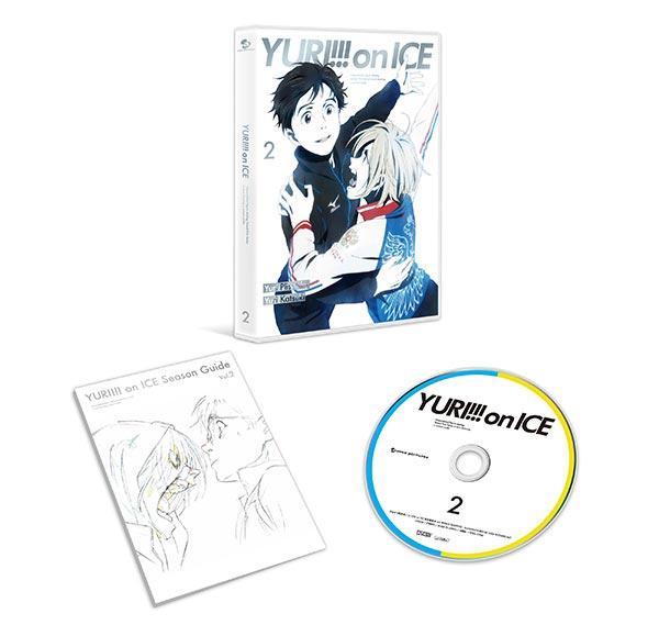 DVD ユーリ!!! on ICE 2[エイベックス]《取り寄せ※暫定》