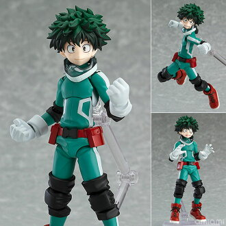 figma 僕のヒーローアカデミア 緑谷出久(figma - My Hero Academia: Izuku Midoriya(Released))