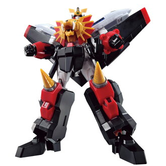 Super Mini-Pla - The King of Braves GaoGaiGar 4Pack BOX (CANDY TOY)(Released)(スーパーミニプラ 勇者王ガオガイガー 4個入りBOX (食玩))