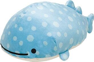MR86901 Jinbesan - Super Mo-chiMochi Hugging Plush(Released)(MR86901 じんべえさん スーパーもーちもち特大抱きぐるみ)