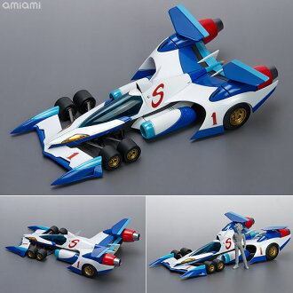 Variable Action - Future GPX Cyber Formula SIN: Nu Asurada AKF-0/G(Released)(ヴァリアブルアクション 新世紀GPXサイバーフォーミュラSIN ν(ニュー)アスラーダAKF-0/G)
