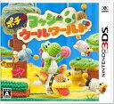 3DS ポチと! ヨッシー ウールワールド[任天堂]【送料無料】《取り寄せ※暫定》