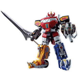 Super Mini-Pla - Shinka Gattai Kyoryu Sentai Zyuranger Daizyujin 5Pack BOX (CANDY TOY)(Released)(スーパーミニプラ  進化合体 恐竜戦隊ジュウレンジャー 大獣神 5個入りBOX(食玩))