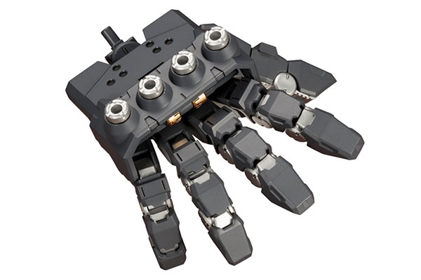 M.S.G モデリングサポートグッズ へヴィウェポンユニット16 オーバードマニピュレーター(再販)[コトブキヤ]《発売済・在庫品》