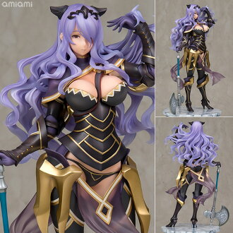 Fire Emblem if - Camilla 1/7 Complete Figure(Released)(ファイアーエムブレムif カミラ 1/7 完成品フィギュア)