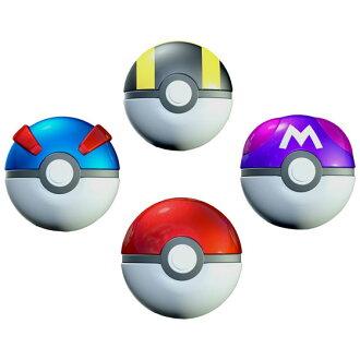 Pokeball Collection Pokemon 10Pack BOX (CANDY TOY)(Released)(モンスターボールコレクション ポケットモンスター 10個入りBOX (食玩))