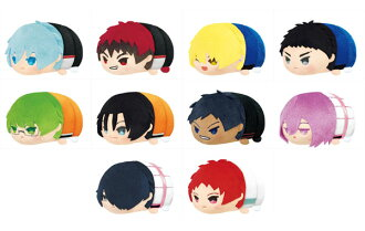 MochiMochi Mascot - Kuroko's Basketball 10Pack BOX(Released)(もちもちマスコット 黒子のバスケ 10個入りBOX)