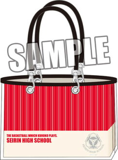 Kuroko's Basketball - System Tote Bag: Seirin(Released)(黒子のバスケ システムトートバッグ「誠凛」)