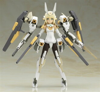 "[Bonus] BD Completely Limited Production ""Frame Arms Girl"" Vol.3 (w/Blu-ray Limited Plastic Model Kit ""Anime Ver. Baselard Body"")(Pre-order)"
