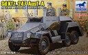 1/35 独・Sd.kfz.247Ausf.A 六輪装甲指揮車 プラモデル[BRONCO]《取り寄せ※暫定》