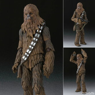 "S.H. Figuarts - Chewbacca (A NEW HOPE) ""Star Wars""(Released)(S.H.フィギュアーツ チューバッカ (A NEW HOPE) 『スター・ウォーズ』)"