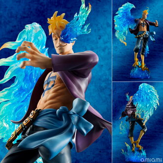 "Portrait.Of.Pirates ONE PIECE ""MAS"" Marco the Phoenix (Encore Rerelease) 1/8 Complete Figure(Released)(Portrait.Of.Pirates ワンピース""MAS"" 不死鳥マルコ (アンコール再販) 完成品フィギュア)"