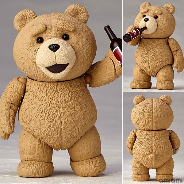 フィギュアコンプレックス MOVIE REVO Series No.006 『TED2』 テッド[海洋堂]《発売済・在庫品》