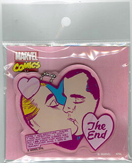 MARVEL FOR GIRLS! アクリルキーホルダー KISS(MARVEL FOR GIRLS! - Acrylic Keychain: KISS(Released))