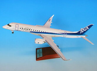 1/100 MRJ90 JA25MJ Flight Test Model No.5 Complete Model (w/Gear) Miyazawa Models Limited Distribution(Released)(1/100 MRJ90 JA25MJ 飛行試験機5号機 完成品(ギア付) 宮沢模型流通限定)