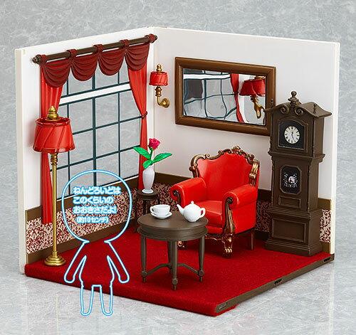 ねんどろいどプレイセット #04 洋館Aセット(再販)[ファット・カンパニー]《取り寄せ※暫定》