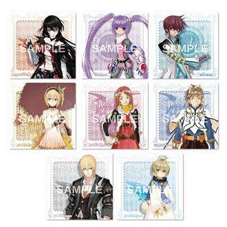 Tales of Series - Trading Multipurpose Cloth Vol.3 8Pack BOX(Back-order)(テイルズ オブ シリーズ トレーディングマルチクロス Vol.3 8個入りBOX)