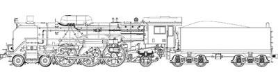 TW-C59B 国鉄C59戦後型[トラムウェイ]【送料無料】《01月予約※暫定》